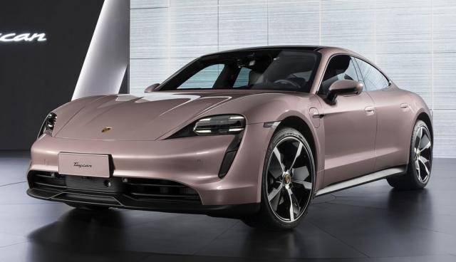 Porsche Taycan China-2020-1
