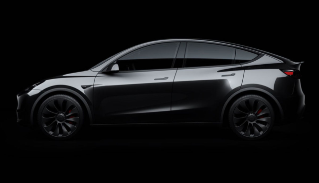 Tesla-Model-Y-schwarz