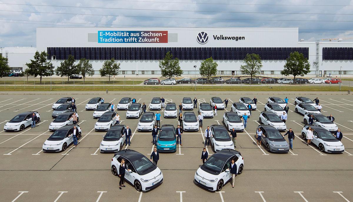VW-ID3-Testflotte