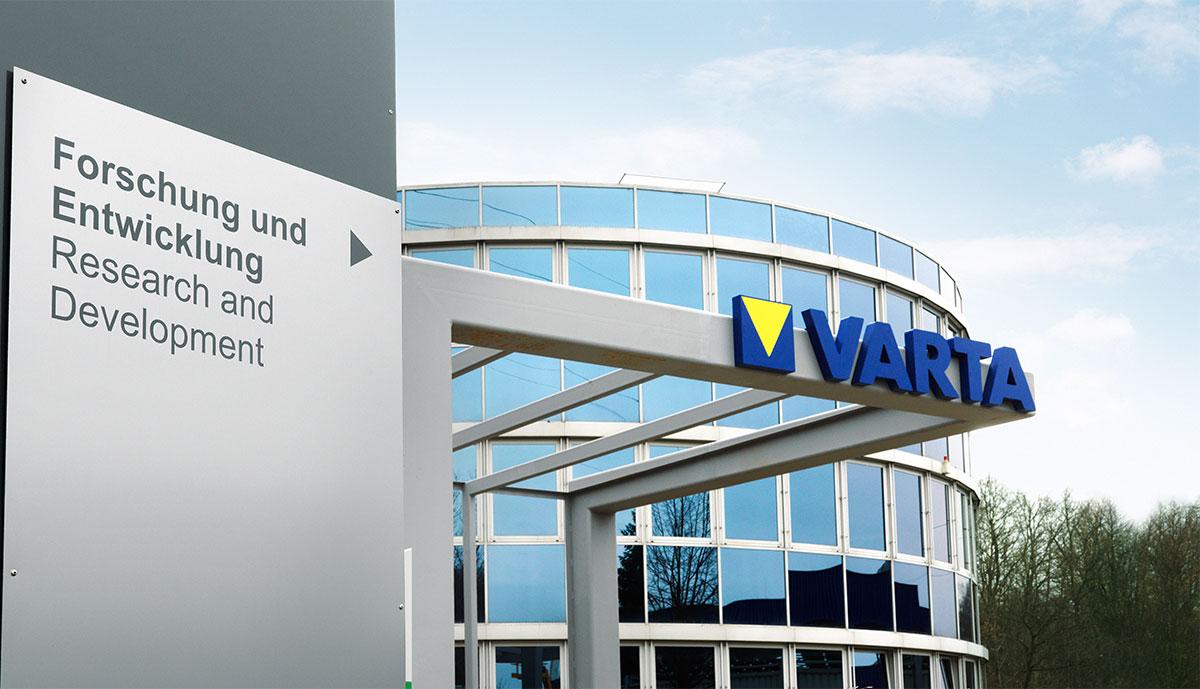 Varta soll mit Förderung deutsche E-Auto-Akkus entwickeln