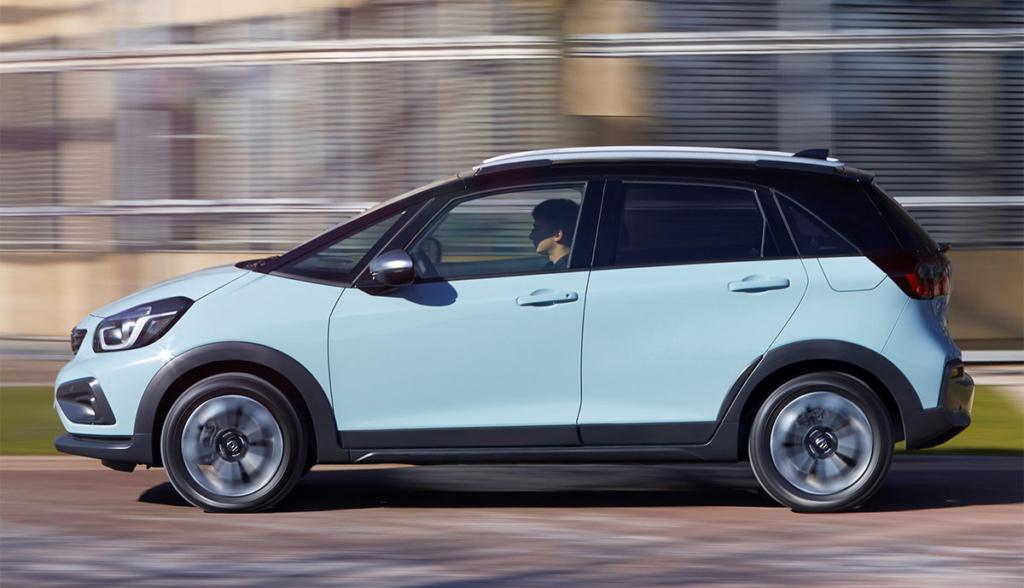 Honda Jazz Hybrid-2020-1-10
