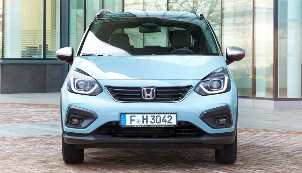 Honda Jazz Hybrid-2020-1-5