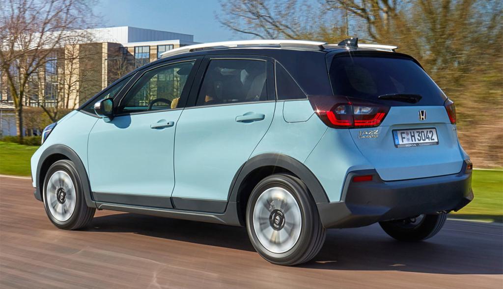 Honda Jazz Hybrid-2020-1-9