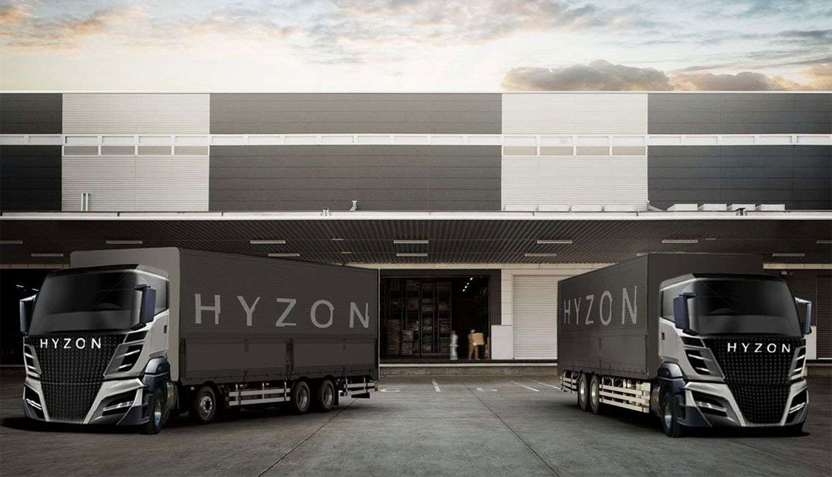 Hyzon-Truck