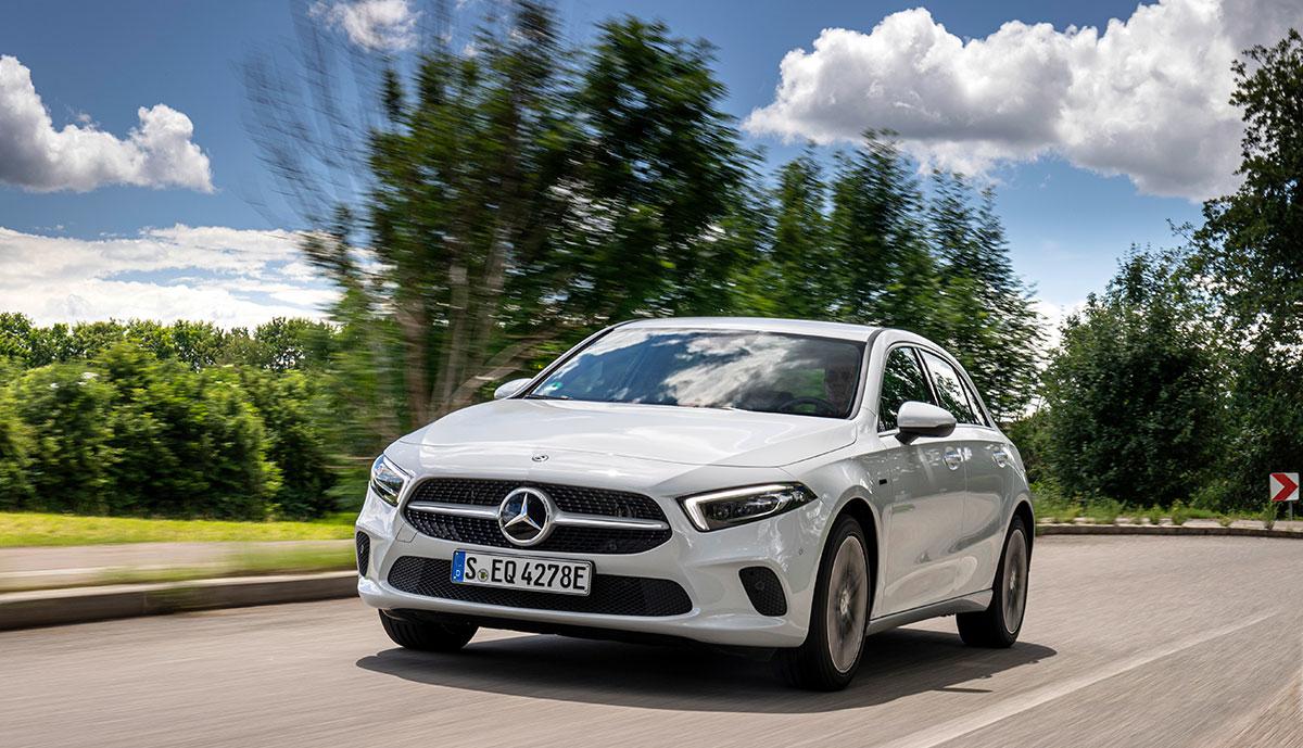 Mercedes-A250e
