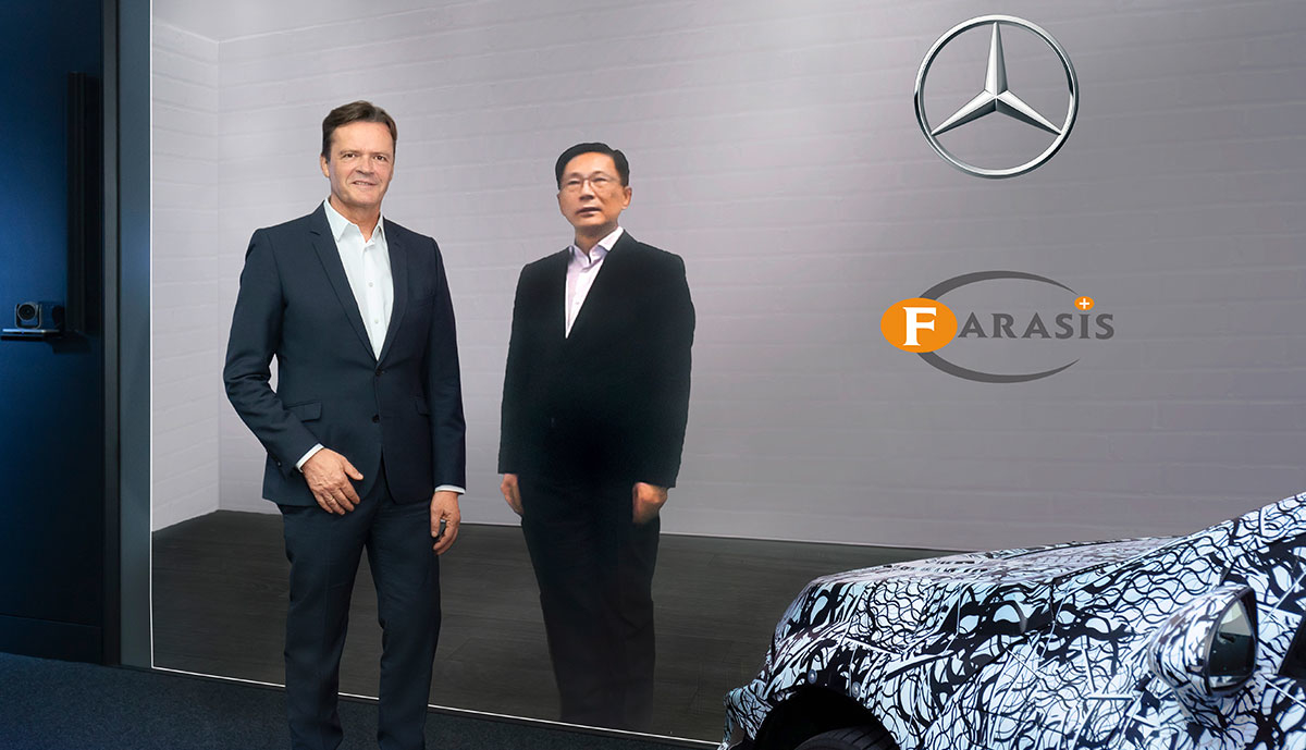 Mercedes-Farasis