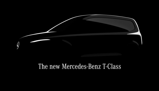 Mercedes-T-Klasse