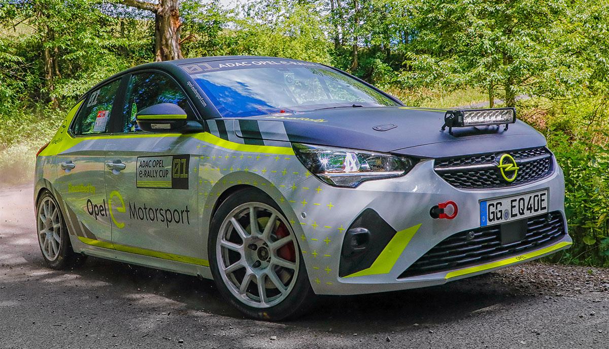 Elektro-Rallye mit Opel Corsa-e soll Anfang 2021 starten ...