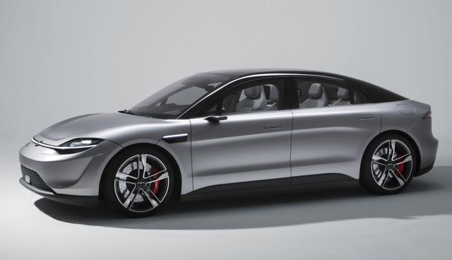 Sony-Vision-S-Elektroauto