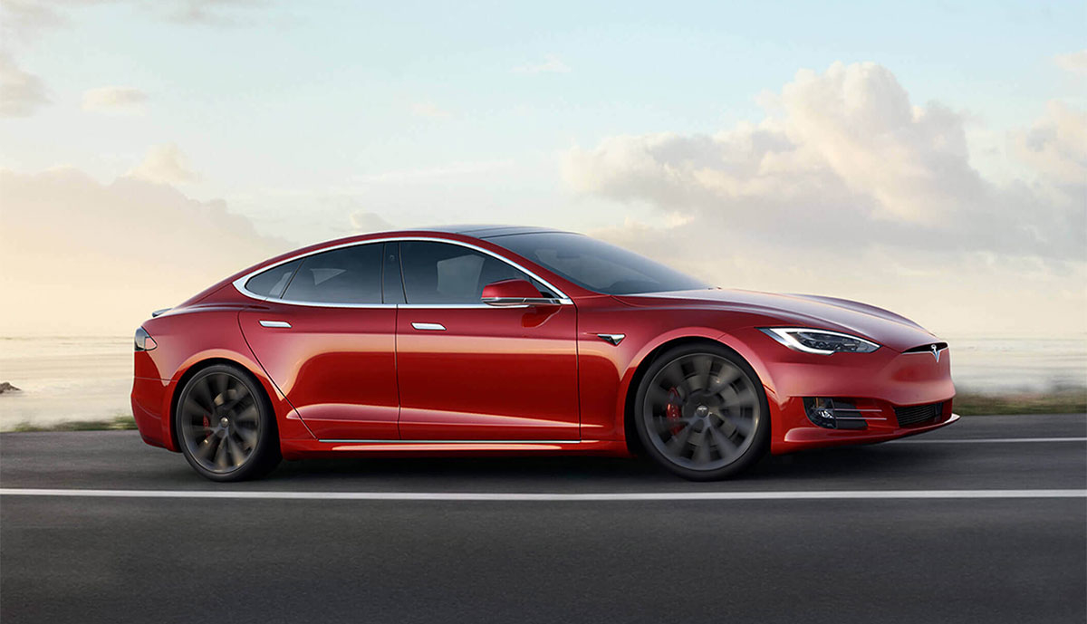 Tesla-Model-S-rot
