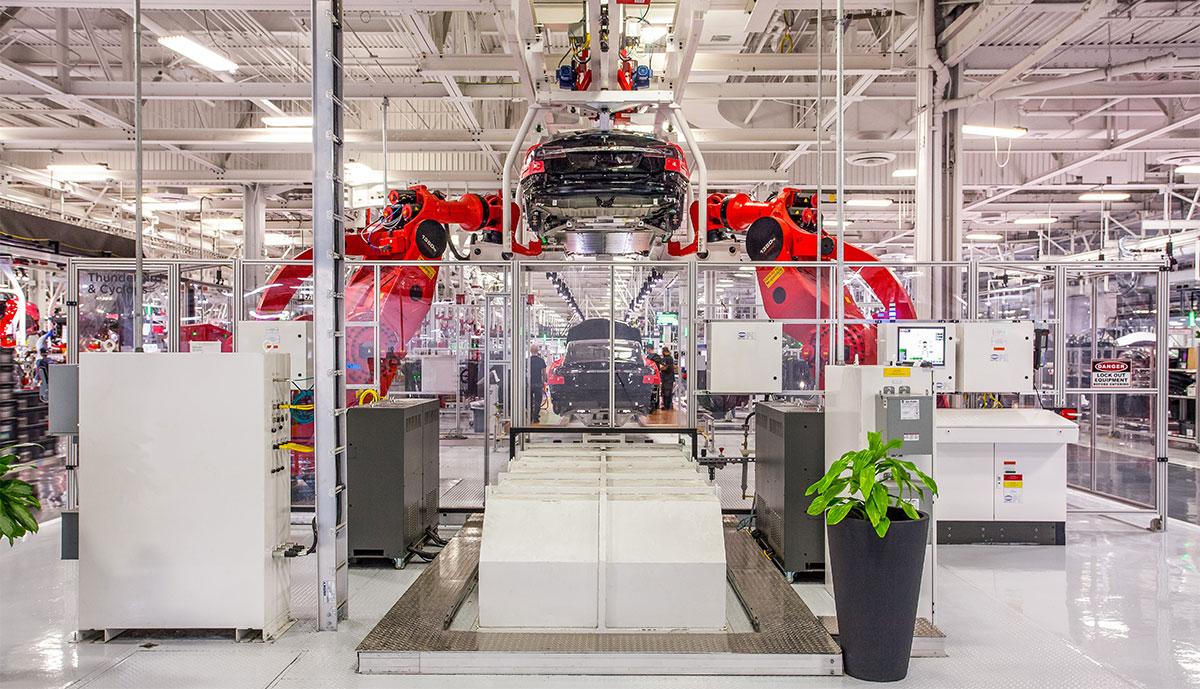 Tesla baut Model Y mit neuester Fertigungstechnik, Kleinwagen geplant?