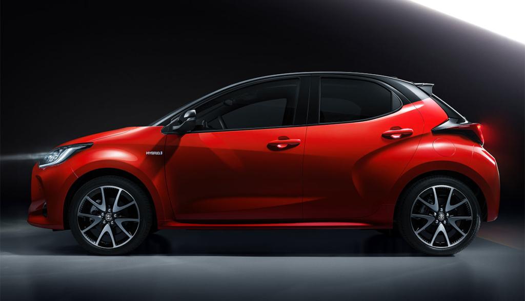 Toyota Yaris-2020-3