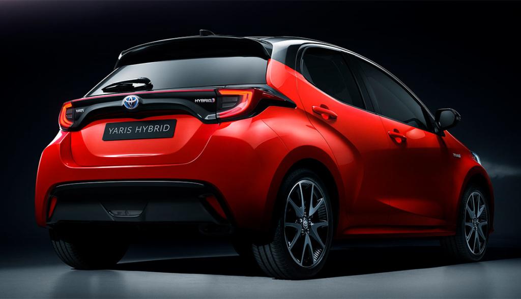 Toyota Yaris-2020-4