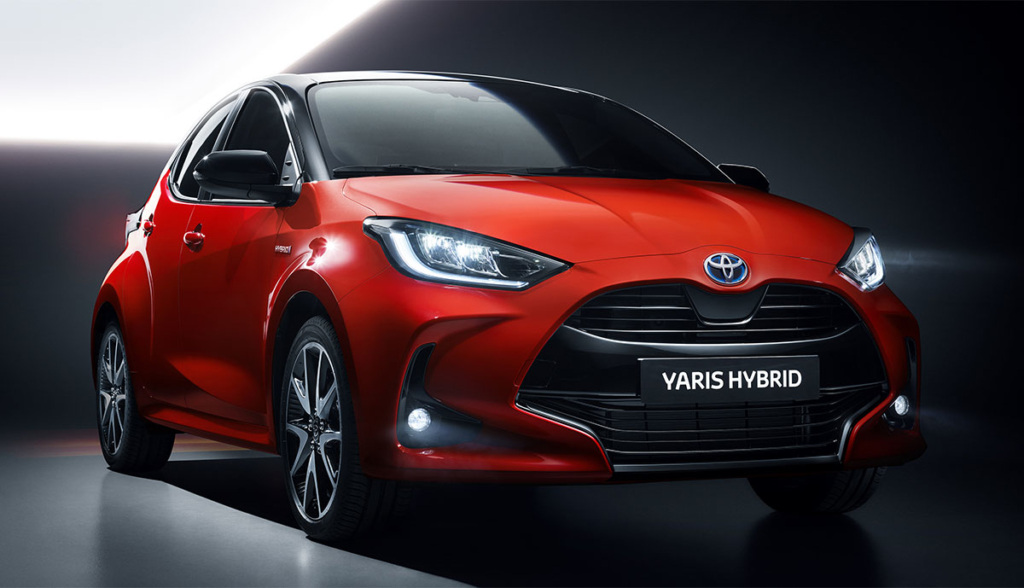 Toyota Yaris-2020-5