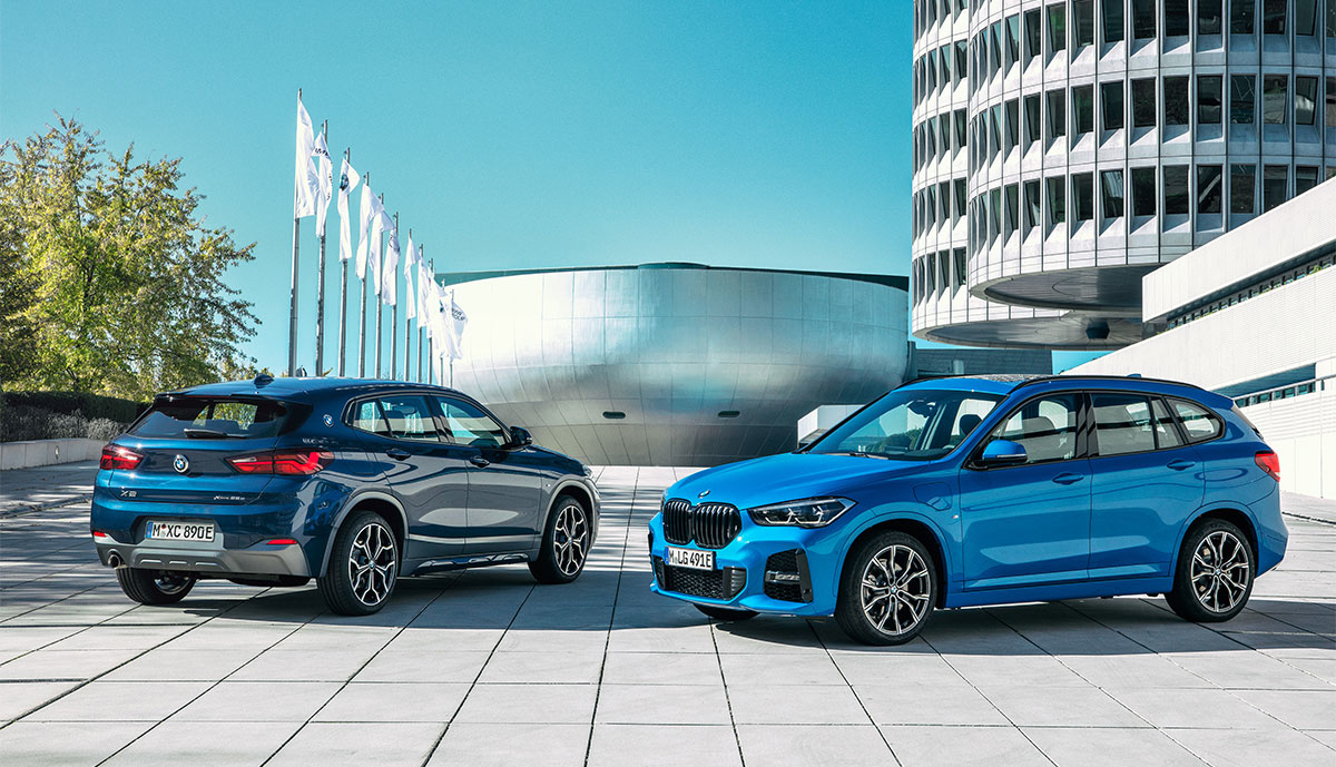 BMW-X1-X2-Plug-in-Hybride