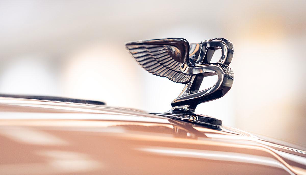 Bentley-Figur