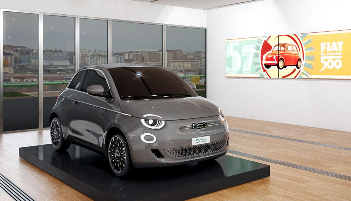 """Fiat Chrysler über E-Mobilität: """"Wir kommen goldrichtig"""""""