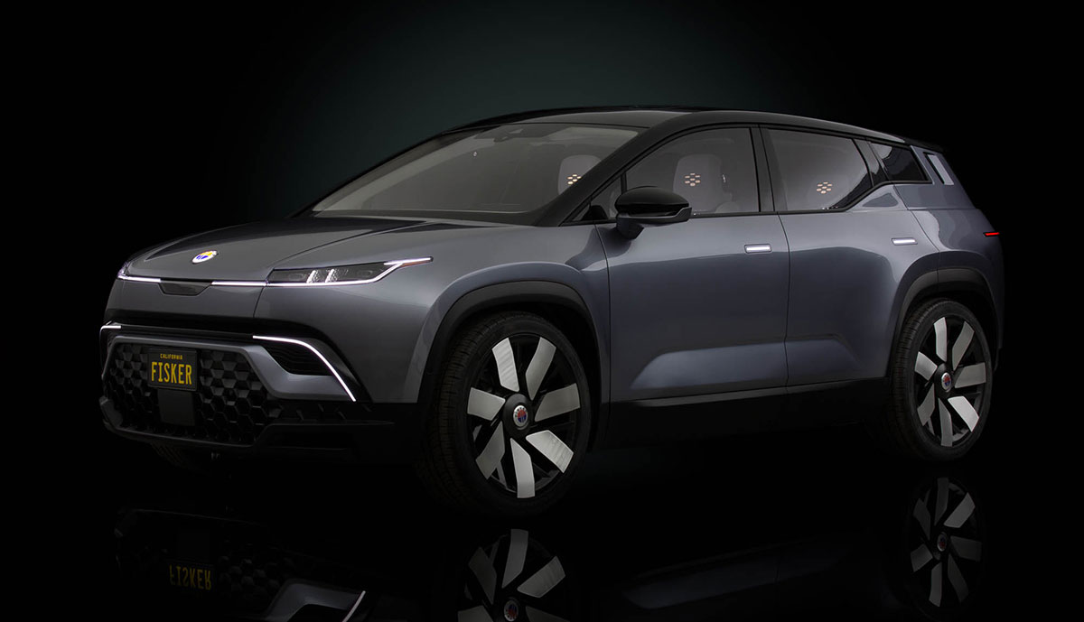 Fisker verhandelt mit VW über Elektroauto-Technik