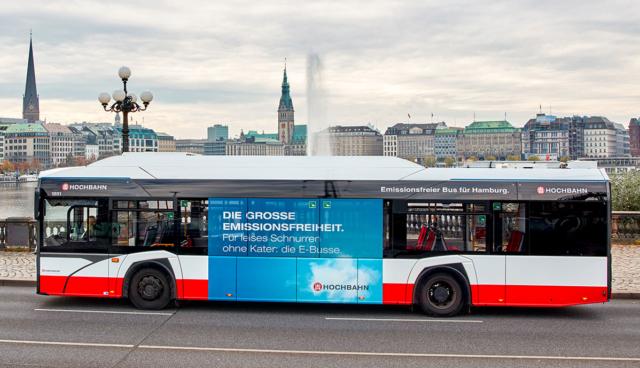 Hochbahn-E-Bus