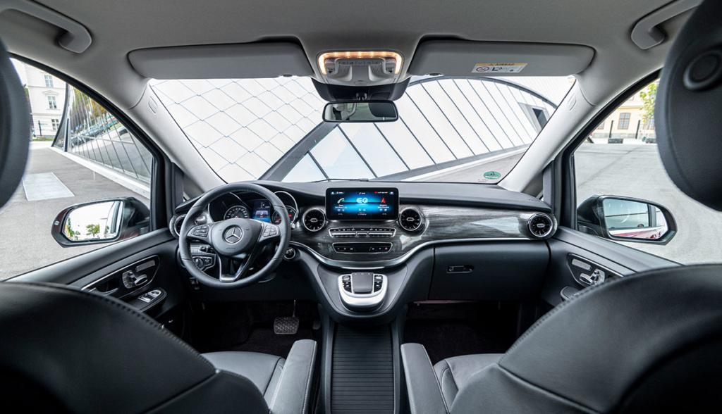 Mercedes-EQV-Innen
