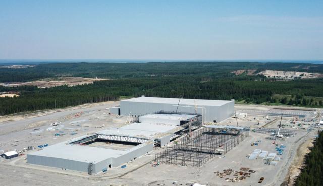 Northvolt-Fabrik-Schweden-Produktion