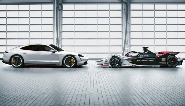 Porsche-Taycan-Formel-E
