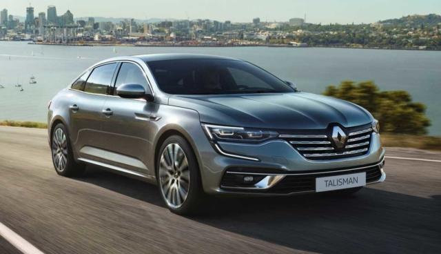 Renault-Talisman