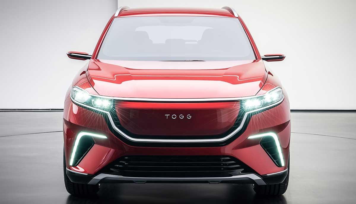 TOGG-Elektroauto