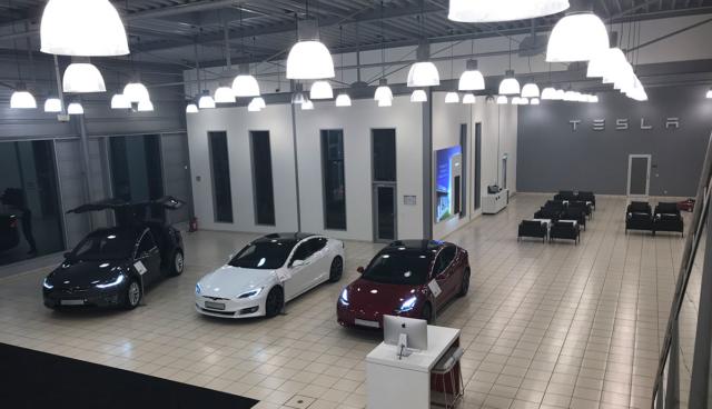Tesla-Hannover