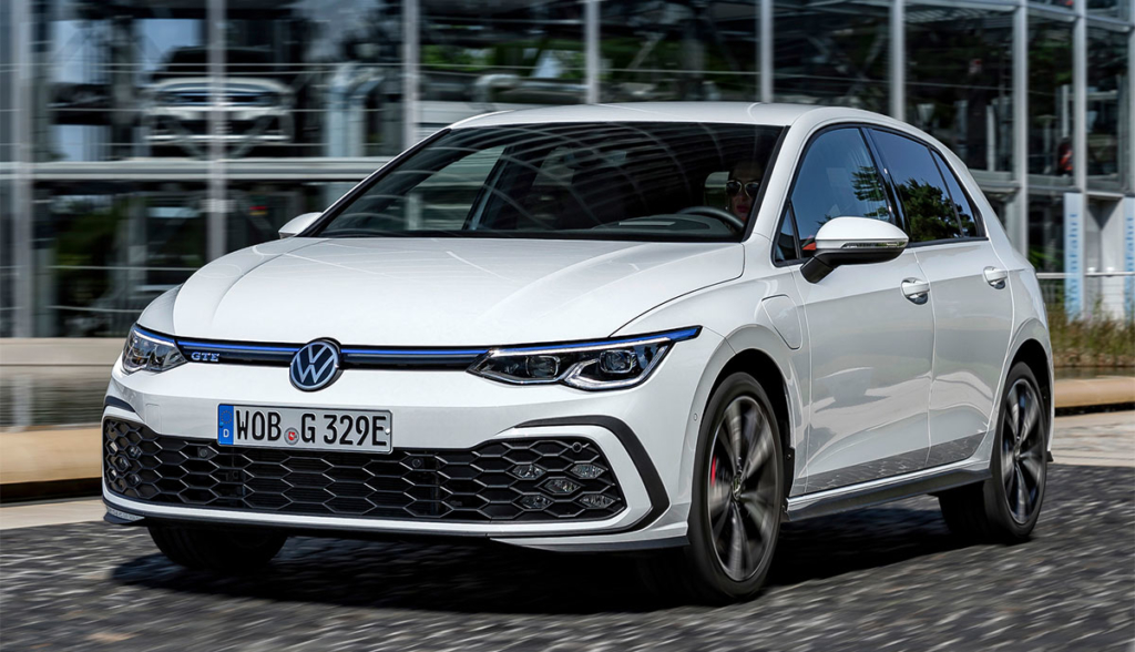 VW Golf GTE-2020-8-3