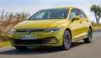 VW Golf eHybrid-2020-2