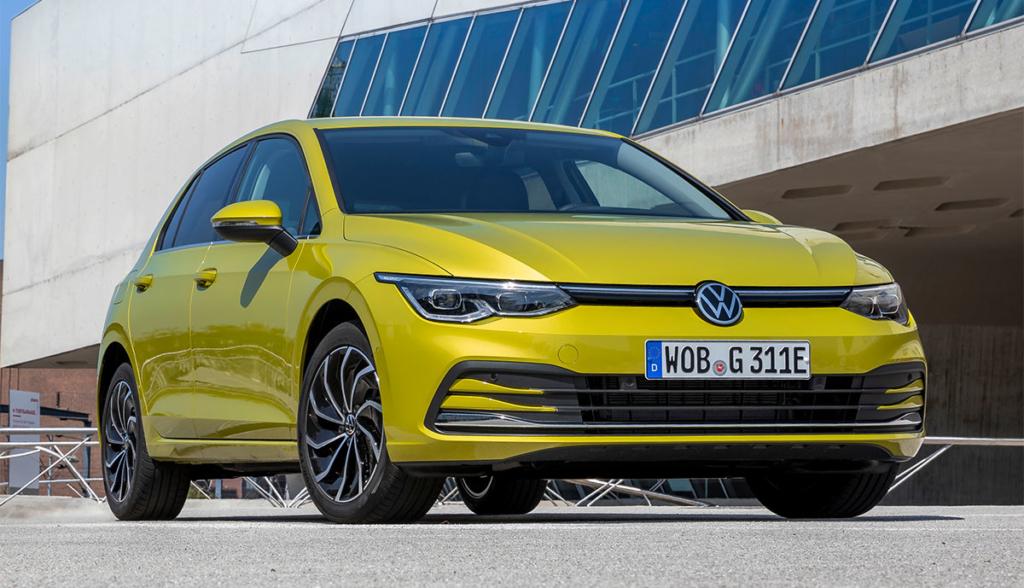 VW Golf eHybrid-2020-4