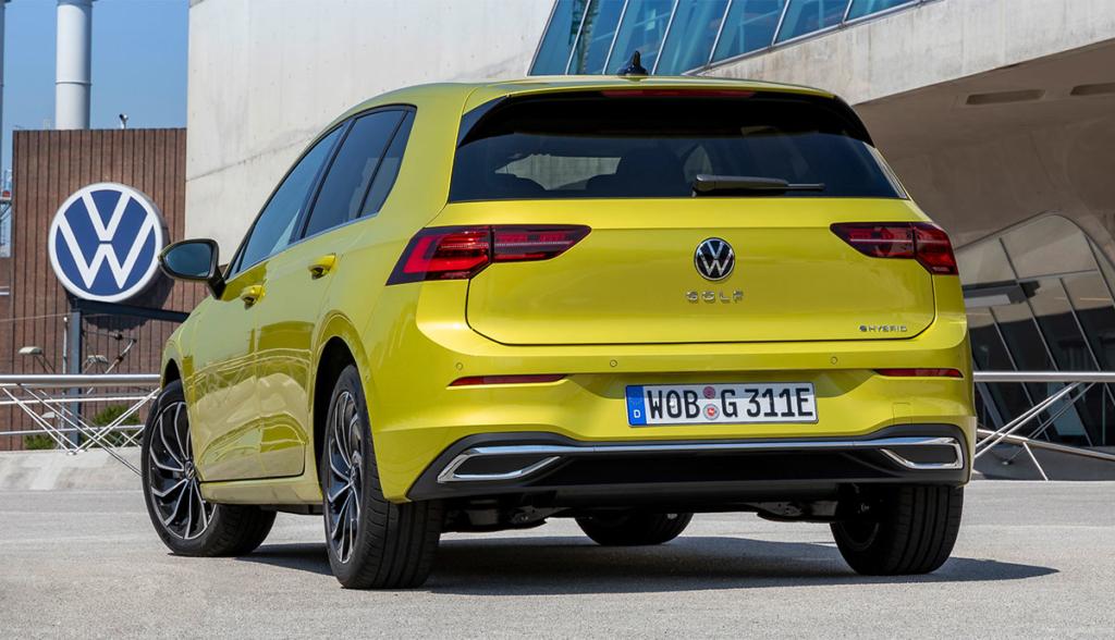 VW Golf eHybrid-2020-5