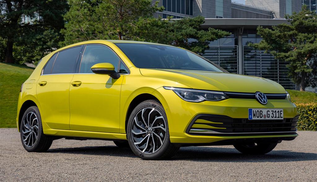 VW Golf eHybrid-2020-7