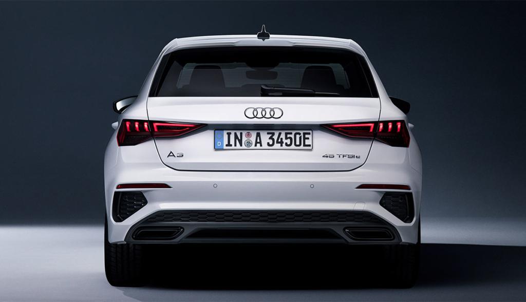 Audi A3 Sportback 45 TFSI e-4