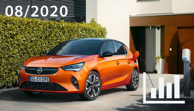 Elektroauto-Hybridauto-Zulassungen-August-2020