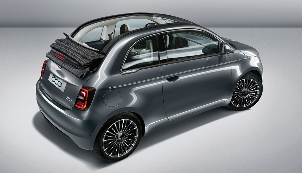Fiat 500e-2020-1