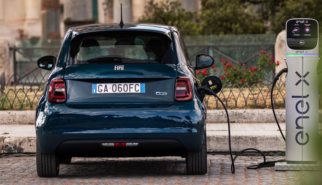 Fiat 500e-2020-6