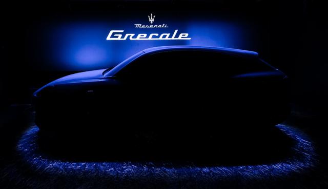 Maserati-Grecale