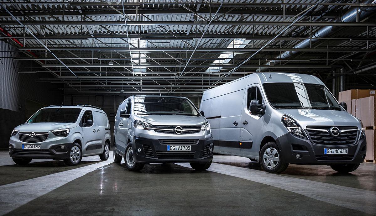 Opel-Combo-Vivaro-Movano