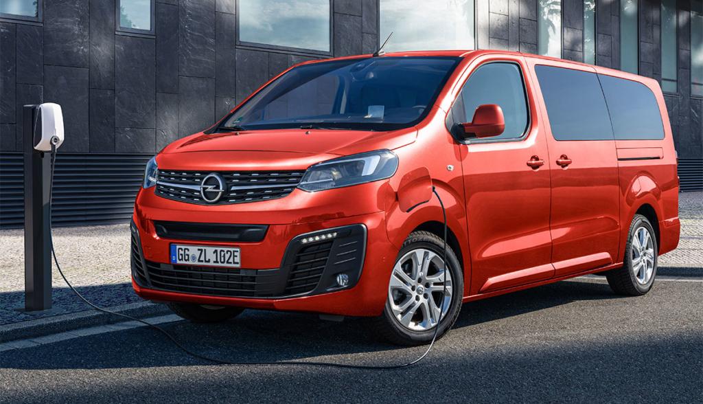 Opel Opel Zafira-e Life-2020-2-3