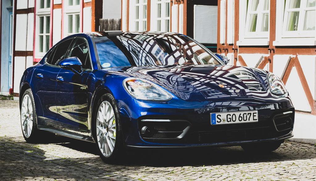 Porsche Panamera 4S E-Hybrid-2020-4