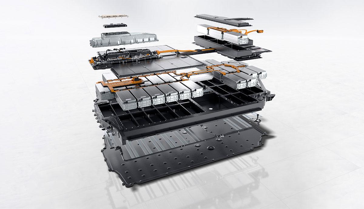 Porsche-Taycan-Batterie-Technik
