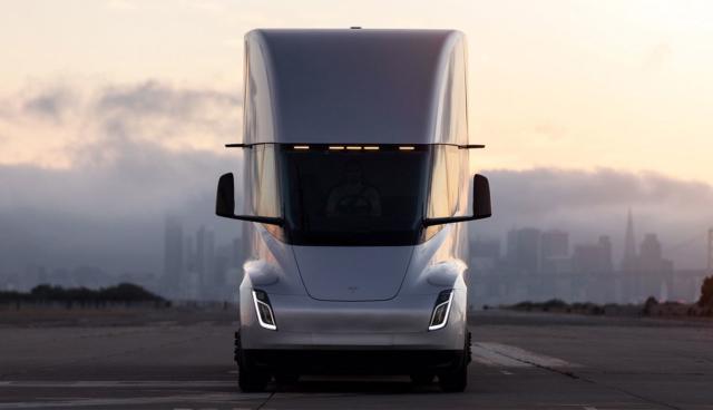 Tesla-Semi-Walmart
