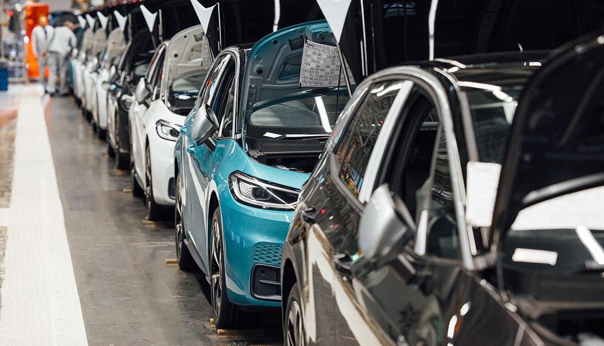 Autoindustrie Krise