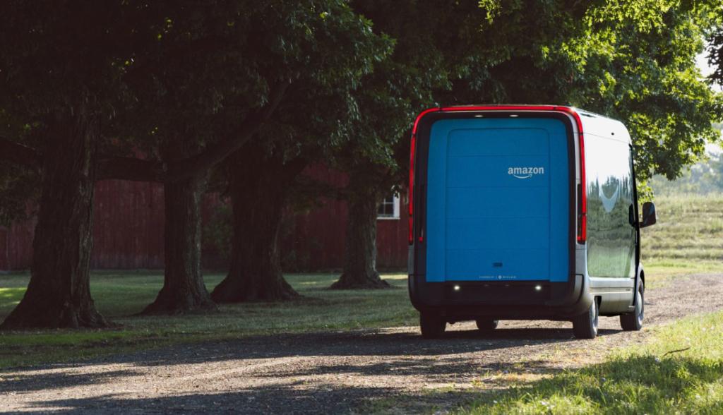 Amazon Elektro-Transporter Rivian-2020-6
