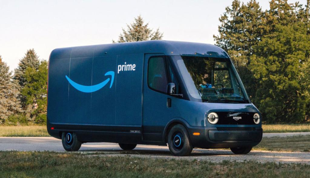 Amazon Elektro-Transporter Rivian-2020-7