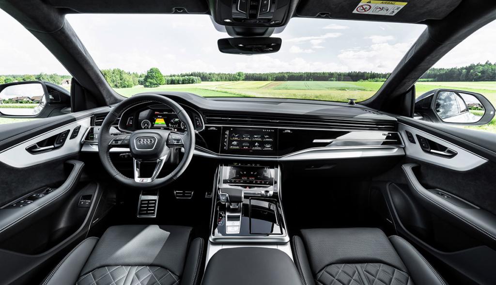 Audi Q8 TFSI e quattro-1