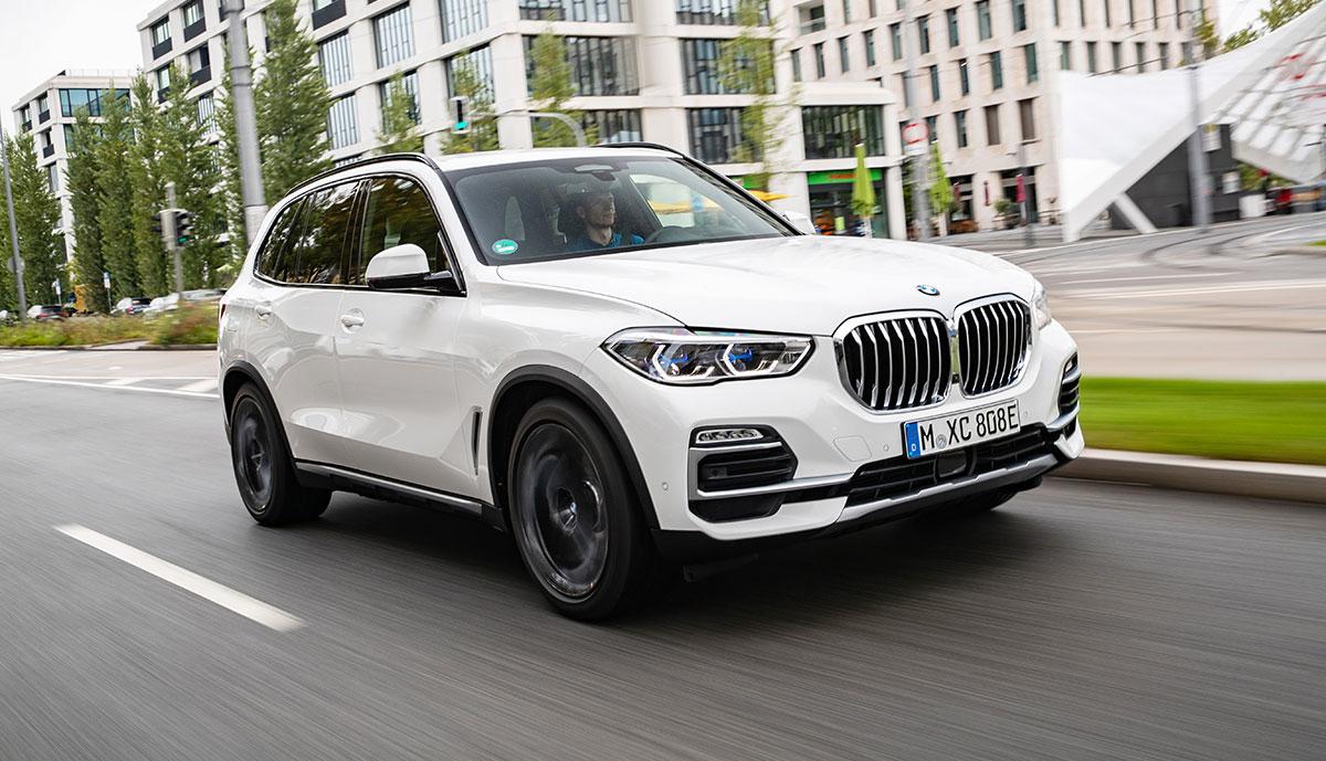 BMW-X5-xDrive45e
