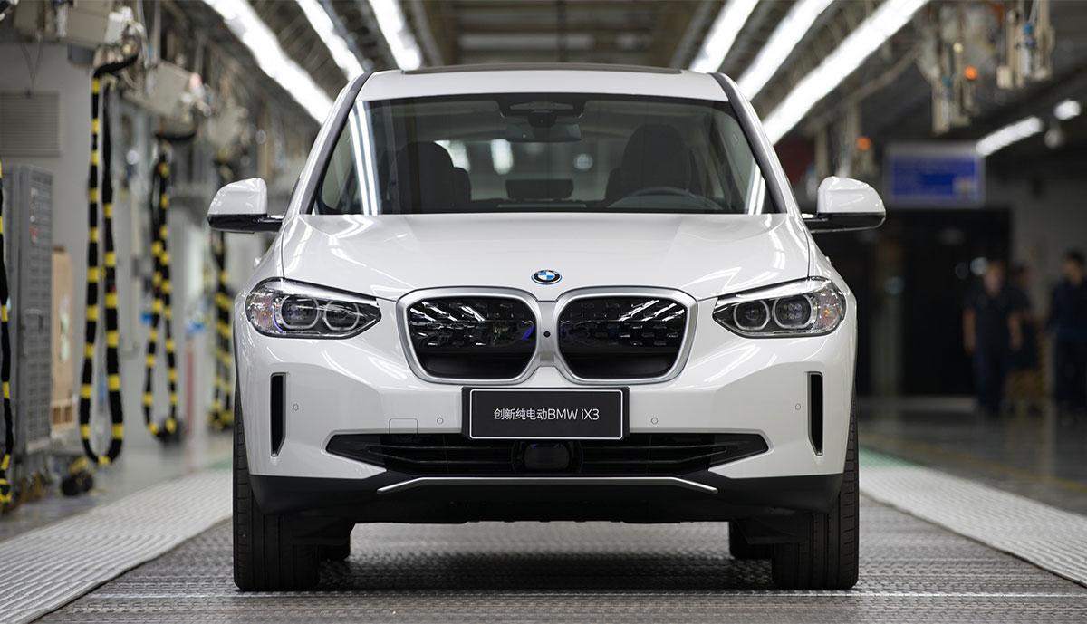 BMW-iX3-Produktion-China